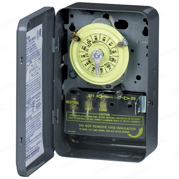 Intermatic T102 - Time Switch Image