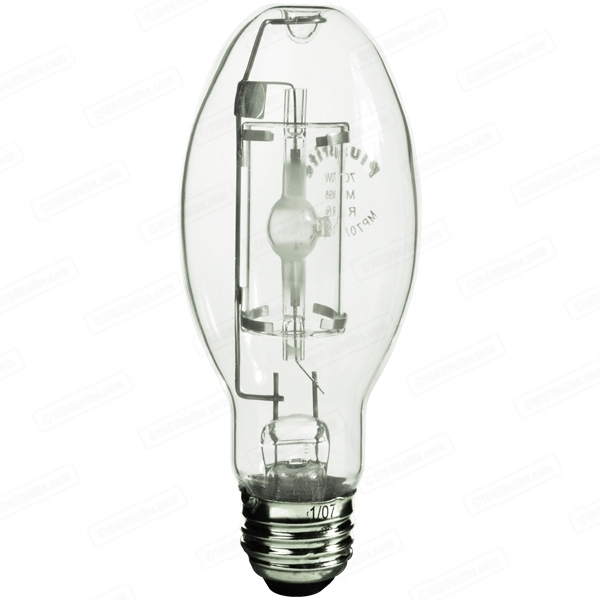 Plusrite 1033 - 70 Watt - ED17-P - Pulse Start - Metal Halide Image