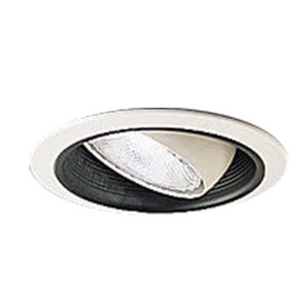 Nora NT-5048W - White Recessed Eyeball Image