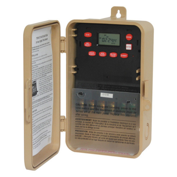 Tork E101B - Digital Time Switch Image