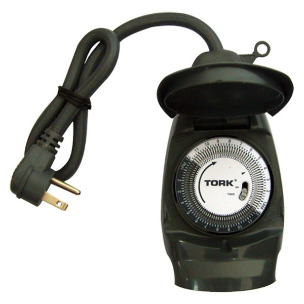 Tork 602A - 24 Hour Outdoor Timer Image