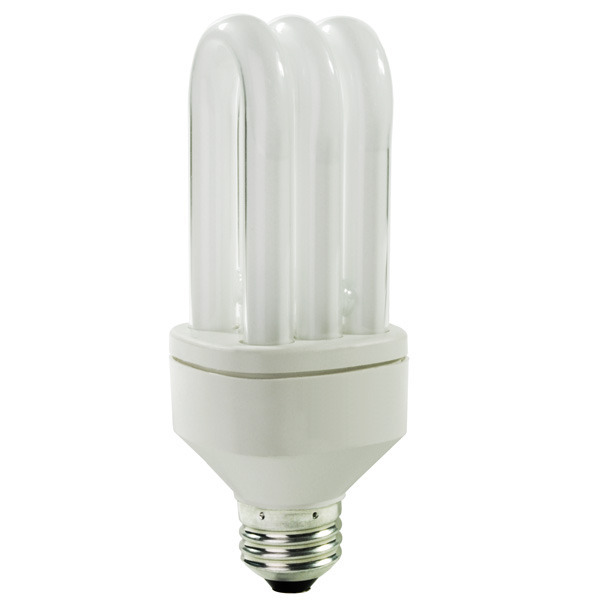 Biax CFL - 14 Watt - 60W Equal - 2700K Warm White Image