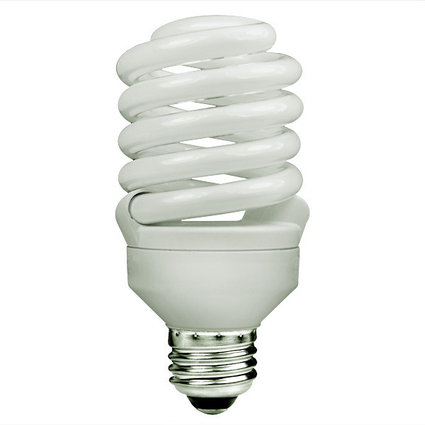 T2 Spiral CFL - 23 Watt - 100W Equal - 2700K Warm White Image
