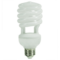 Spiral CFL - 26 Watt - 100W Equal - 2700K Warm White - 82 CRI - 65 Lumens per Watt
