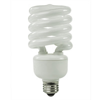 Spiral CFL - 32 Watt - 130W Equal - 4100K Cool White - 82 CRI - 69 Lumens per Watt