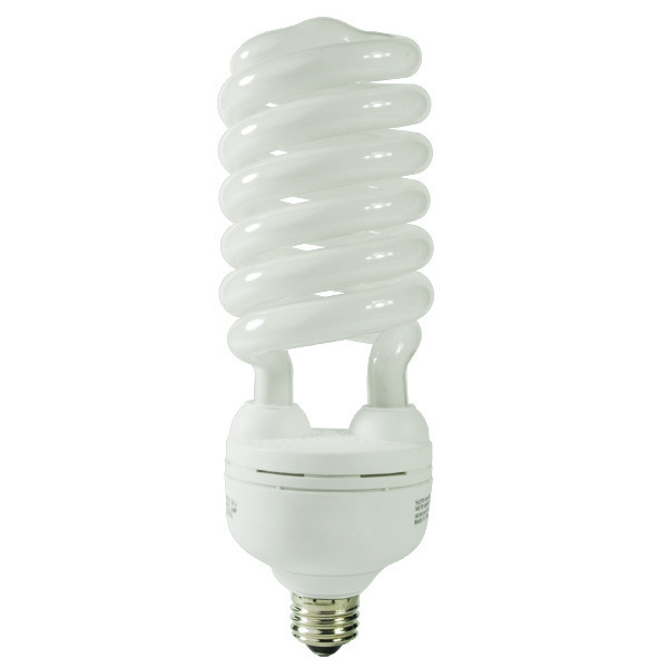 Spiral CFL - 36 Watt - 130W Equal - 2700K Warm White Image
