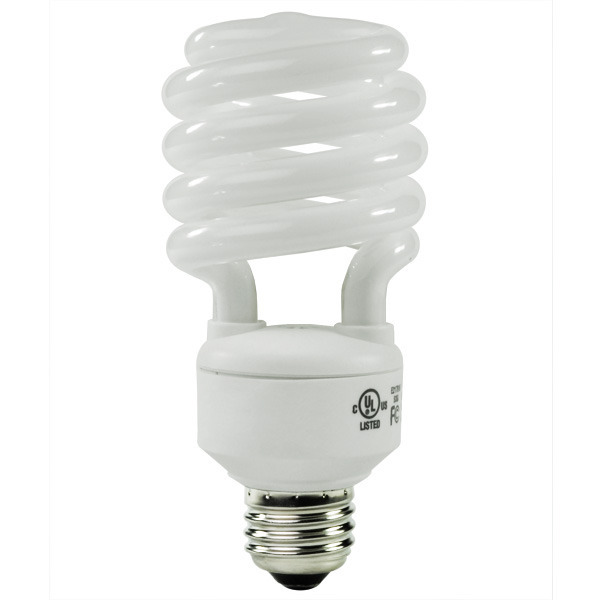 Spiral CFL - 36 Watt - 150W Equal - 5000K Full Spectrum Image