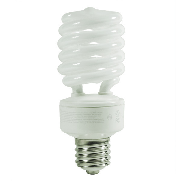 Spiral CFL - 42 Watt - 150W Equal - 4100K Cool White Image