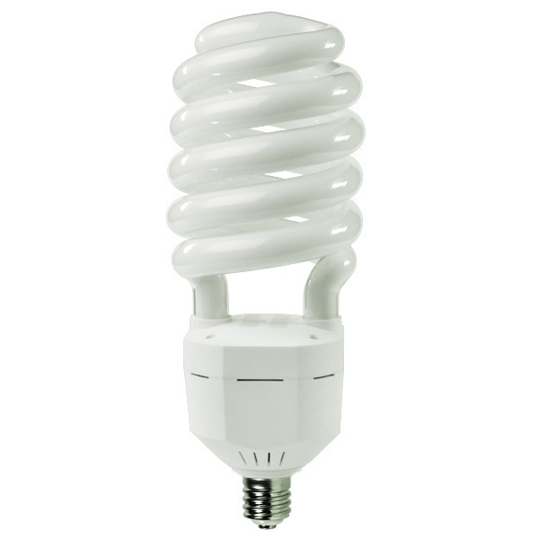 Spiral CFL - 65 Watt - 300W Equal - 6500K Full Spectrum Daylight Image