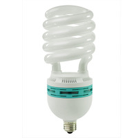 Spiral CFL - 65 Watt - 325W Equal - 2700K Warm White - 80 CRI - 60 Lumens per Watt