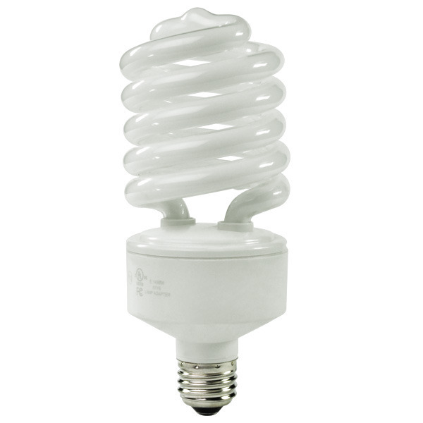 Spiral CFL - 68 Watt - 300W Equal - 5000K Full Spectrum Image