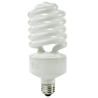 Spiral CFL - 68 Watt - 300W Equal - 5000K Full Spectrum - Mogul Base