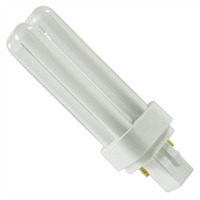 Plusrite - CFQ13W/GX23/827 - 13 Watt - 2 Pin GX23-2 Base - 2700K - CFL