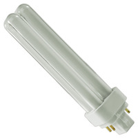 CFQ18W/G24q/841 - 18 Watt - 4 Pin G24q-2 Base - 4100K - CFL - GCP 021