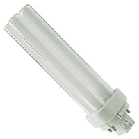 Philips 38332-3 - PL-C 18W/835/4P/ALTO - 18 Watt - 4 Pin G24q-2 Base - 3500K - CFL