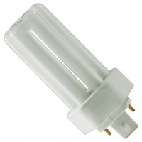 Plusrite 4041 - CF26DT/E/IN/841 - 26 Watt - 4 Pin GX24q-3 Base - 4100K - CFL