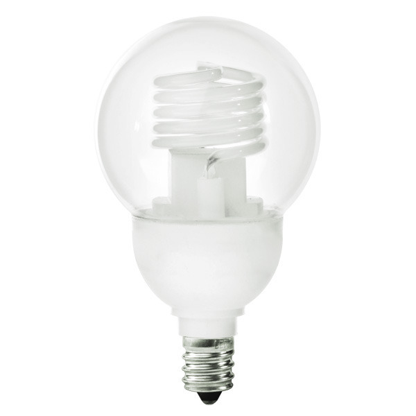 G16 CCFL - 5 Watt - 30W Equal - 2850K Warm White Image