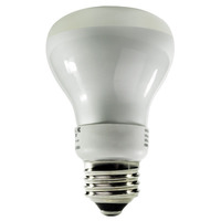 BR20 CCFL - 5 Watt - 30W Equal - 2250K Warm White - 82 CRI - 40 Lumens per Watt - Dimmable