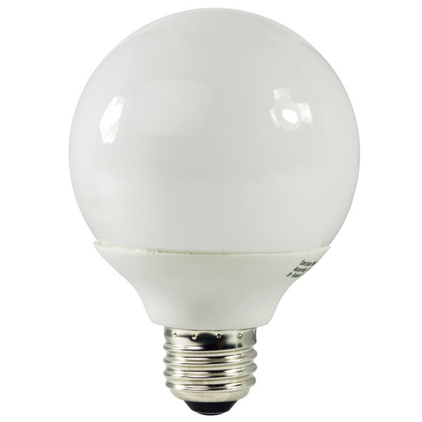 G25 CCFL - 5 Watt - 30W Equal - 2700K Warm White Image