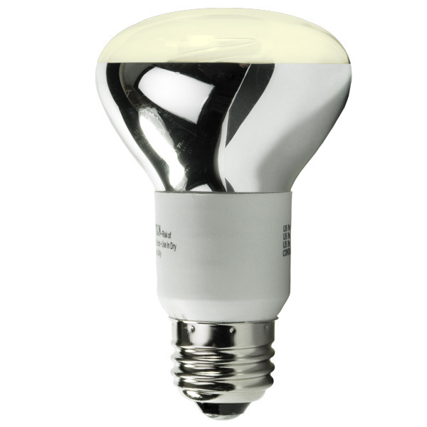 BR20 CCFL - 5 Watt - 30W Equal - 2400K Incandescent Warm White Image
