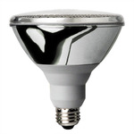 PAR38 CFL - 23 Watt - 75 Watt Equal - 4100 Kelvin - Cool White Image