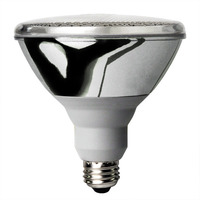 PAR38 CFL - 23 Watt - 75W Equal - 4100K Cool White - 80 CRI - 52 Lumens per Watt