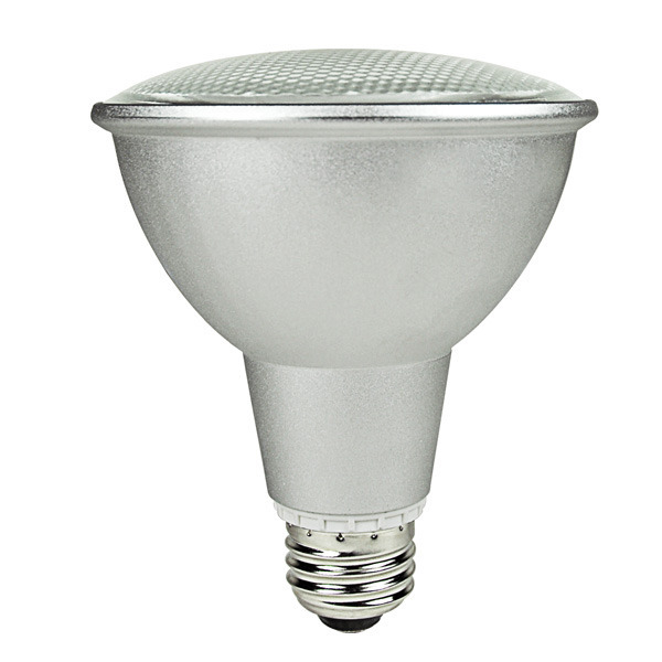 PAR30 CFL - 15 Watt - 60W Equal - 3000K Halogen White Image