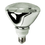 PAR38 CFL - 16 Watt - 60W Equal - 3500K Halogen White Image