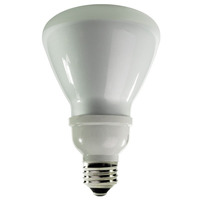 BR30 CFL - 16 Watt - 65W Equal - 4100K Cool White - 82 CRI - 47 Lumens per Watt