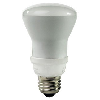 11 Watt - R20 CFL - 35 W Equal - 2700K Warm White - Min. Start Temp. 0 Deg. F - 80 CRI - 31 Lumens per Watt - 15 Month Warranty - Global Consumer Products 122