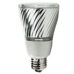 PAR20 CFL - 14 Watt - 30W Equal - 3100K Halogen White Image