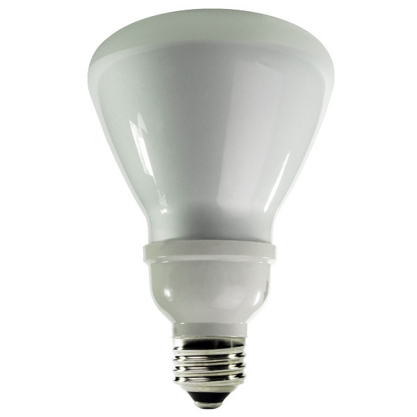 BR30 CFL - 16 Watt - 65W Equal - 5100K Full Spectrum Image