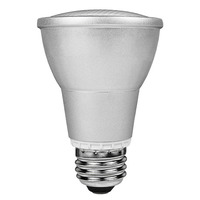 PAR20 CFL - 9 Watt - 40W Equal - 5000K Full Spectrum - 80 CRI - 47 Lumens per Watt