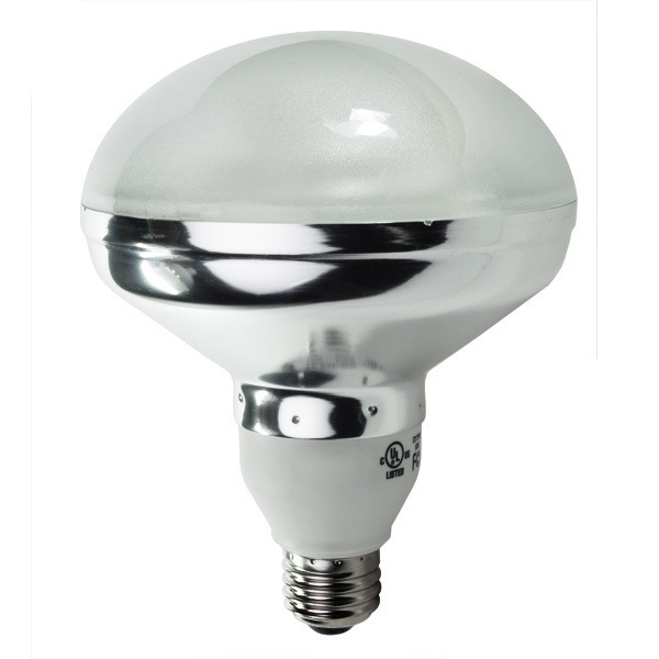 BR40 CFL - 30 Watt - 120 Watt Equal - 5000 Kelvin - Full Spectrum Image