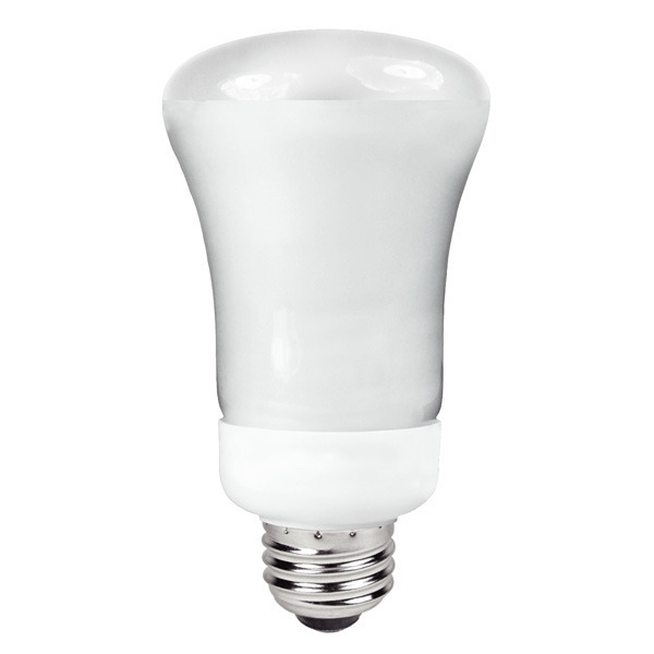 BR20 CFL - 14 Watt - 40W Equal - 5000K Full Spectrum Image