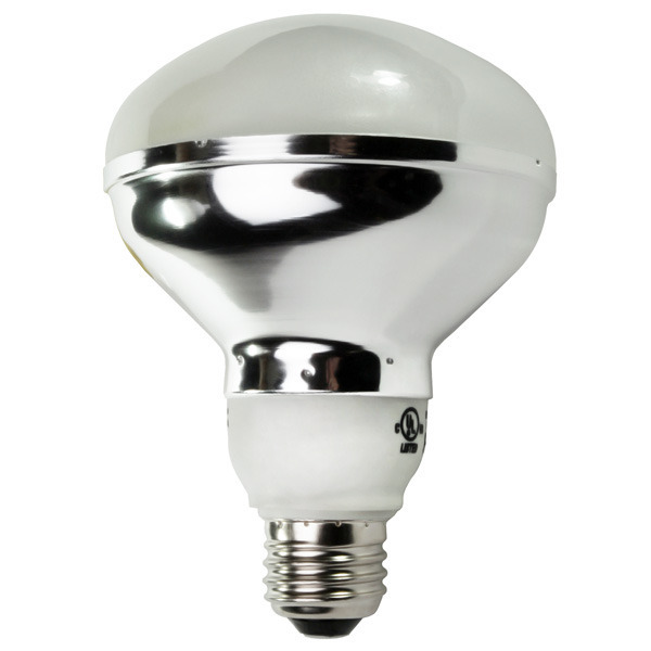 BR30 CFL - 20 Watt - 90 Watt Equal - 5000 Kelvin - Full Spectrum Image