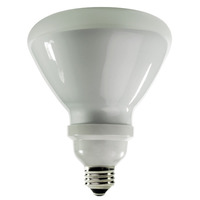 BR40 CFL - 23 Watt - 85W Equal - 2700K Warm White - 82 CRI - 50 Lumens per Watt