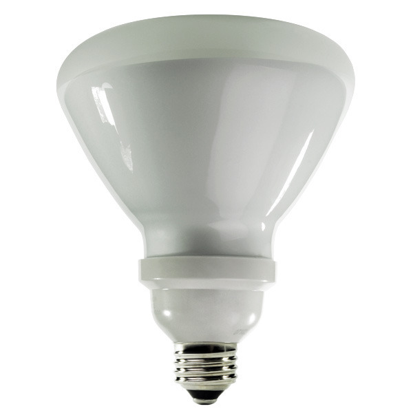 BR40 CFL - 23 Watt - 100 Watt Equal - 5000 Kelvin - Full Spectrum Image