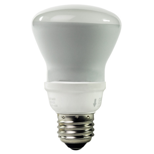 BR20 CFL - 9 Watt - 25 Watt Equal - 5100 Kelvin - Full Spectrum Image