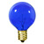 10 Watt - G12 Light Bulb - Transparent Blue Thumbnail