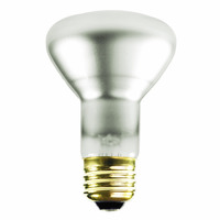30 Watt - R20 - Incandescent Reflector - Frosted - Spot - Medium Base - 195 Lumens - 20,000 Life Hours - 120 Volt