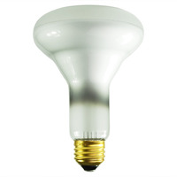 50 Watt - BR30 - Incandescent Reflector - Frosted - Spot - Medium Base - 320 Lumens - 9,000 Life Hours - 120 Volt