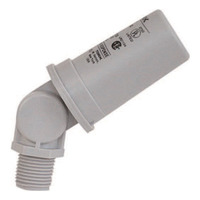 TORK 2021 - Photo Control - LED Compatible - Thermal Type Photocell - 1/2 in. Conduit Mounting with Swivel - 120 Volt