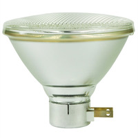 GE 80313 - 120 Watt - PAR38 - 30 Degree Reflector Flood - 120 Volt - Medium Side Prong Base - Incandescent Light Bulb