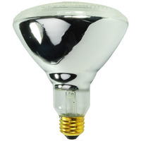 54 Watt - PAR38 - Incandescent Reflector - Clear - Flood - Medium Base - 850 Lumens - 9,000 Life Hours - 120 Volt