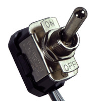 Toggle Switch - 20 Amp - On/Off Faceplate - 120-277 Volt - PLT G001249