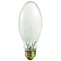 100 Watt - E17 - METALARC PRO-TECH - Pulse Start - Metal Halide - Protected Arc Tube - 2900K - ANSI M90/O - Medium Base - White Coated - Universal Burn - MP100/C/U/MED - SYLVANIA 64418