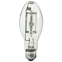 150 Watt - ED17 - Pulse Start - Metal Halide - Protected Arc Tube - 4200K - ANSI M102/O - Medium Base - Universal Burn - MP150/ED17/U/4K - Plusrite 1037