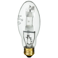175 Watt - ED17 - Metal Halide - Unprotected Arc Tube - 4000K - ANSI M57/E - Medium Base - Universal Burn - MH175/U/M - SYLVANIA 64479