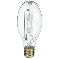 250 Watt - ED28 - Metal Halide - Unprotected Arc Tube - 4200K - ANSI M58/E - Mogul Base - Universal Burn - MVR250/U - GE 42729